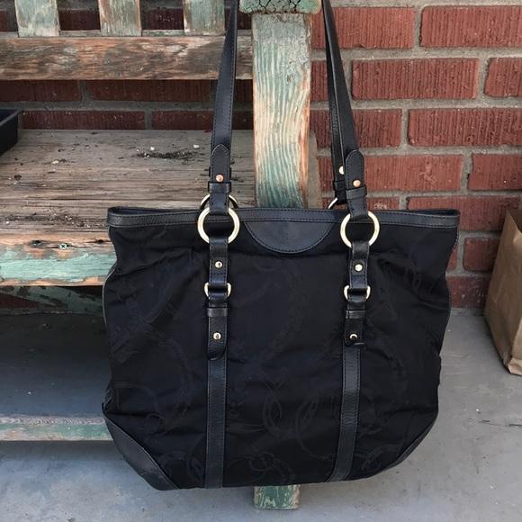 fe3c04a2c1a1 Lauren Ralph Lauren Handbags - Rare Vintage Lauren Ralph Lauren Equestrian  Tote